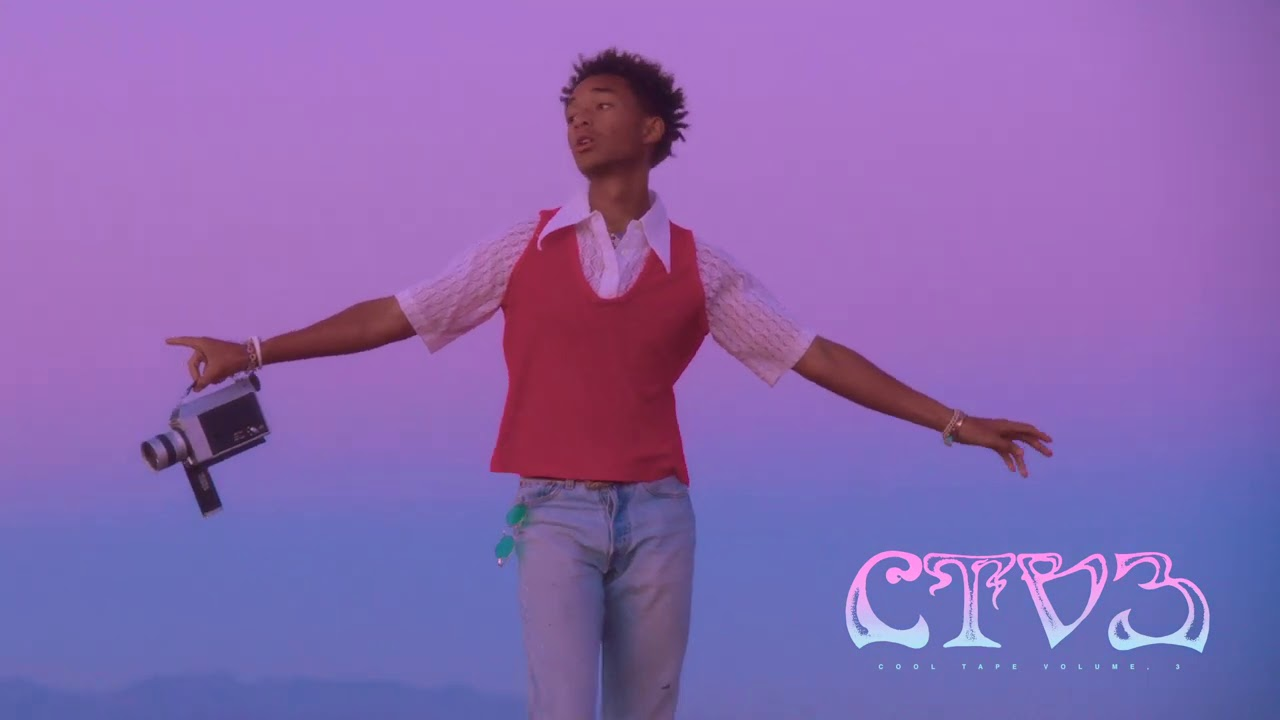 Jaden - Boys and Girls (Official Visualizer)