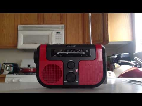 NOAA Weather Radio KEC43 Anchorage, Alaska 7-1-2015