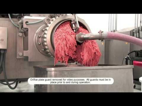 FLM 230 Weiler MG Dominator® 14 360B Mixer-Grinder Mixing Action
