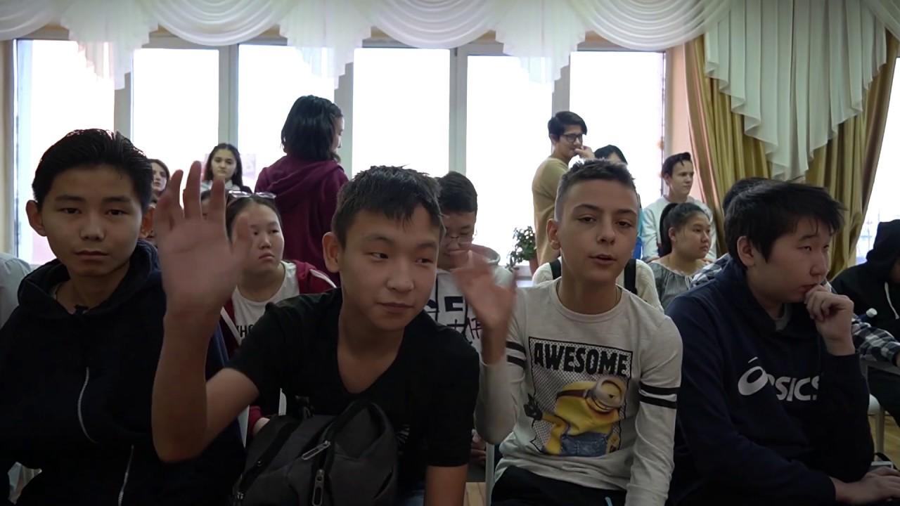 Всероссийский день правовой помощи детям во Дворце детского творчества
