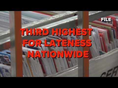Greensboro USPS Distribution Center Ranks Third In Late Deliveries