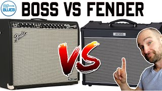 BOSS Nextone Artist vs Fender Tone Master Twin!