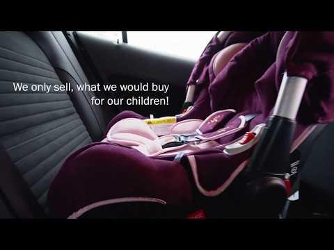 Car Seat (Автокресло) ForKiddy Lagun IsoFix (0-13kg)