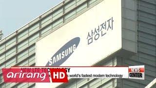 Samsung Electronics develops new LTE modem technology