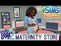 Sims FreePlay - Maternity Store Items (Early Access)