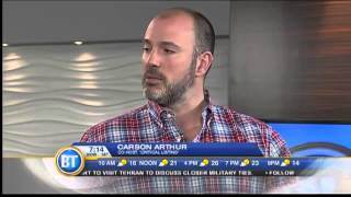 Carson Arthur - May 23rd