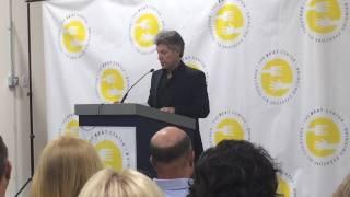 Jon Bon Jovi Helps Open Charity In Ocean County (Higher Resolution)