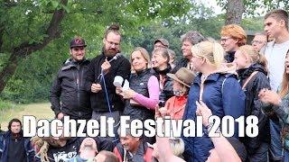 Patascha goes Dachzelt Festival / DZF 2018