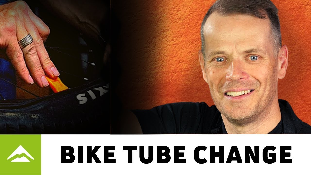 How To Change An Inner Tube On Your Bike | In No Time