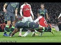Danny Welbeck carried off on a stretcher after suffering horror ankle injury