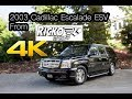 Revisited  2003 Cadillac Escalade ESV from Ricko Scale 1:18 + Cool Features
