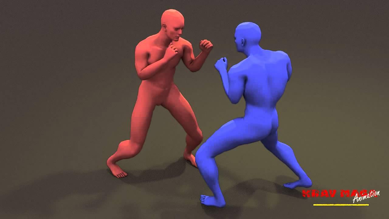 Self Defense - Straight Punch