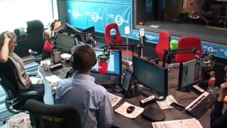 C Bomb dropped on 5 live with Nicky Campbell