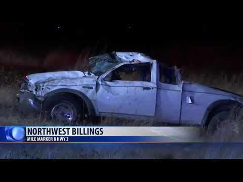 One killed in crash near Billings airport