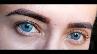 Comparação Sweety Pitchy Blue X Urban Layer Cloud Blue - (Brilliant Eyes)