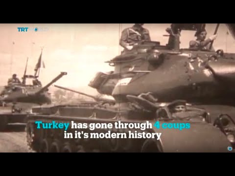 Timeline: History of coups in modern Turkey