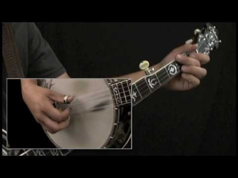 Rolls and Chords for Beginning Banjo Players - YouTube