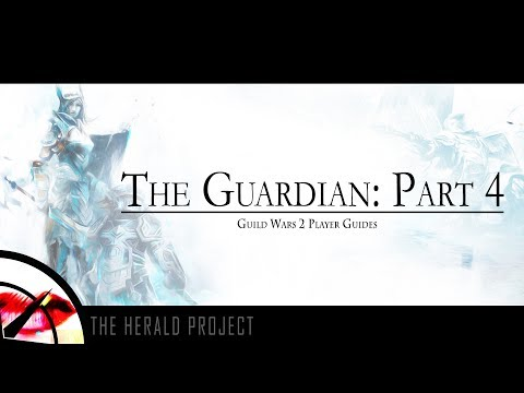 Guild Wars 2 New Player Guide: The Guardian Part 4 | The Krytan Herald