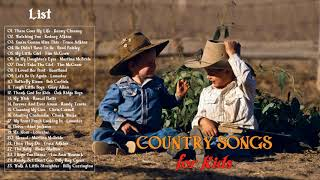 Best Country Songs For Kids - Top Country Kids Songs Collection