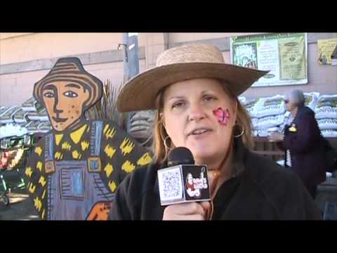 Food Coop Port Townsend Apple Festival - Interview With Board President Sam Gibboney