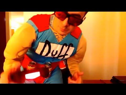 Evolve Big Alpha Sneak Peak with Duff Man in Halloween Costume  sc 1 st  YouTube & Evolve Big Alpha Sneak Peak with Duff Man in Halloween Costume - YouTube