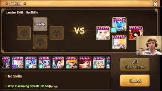 Summoners War PvP Theory Part 2 of 3: Making the Plan