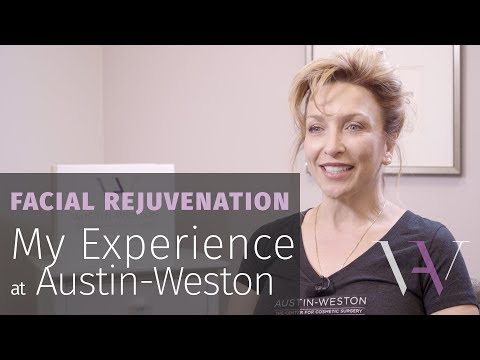 My Facelift Experience at Austin-Weston: Full Facial Rejuvenation Testimonial