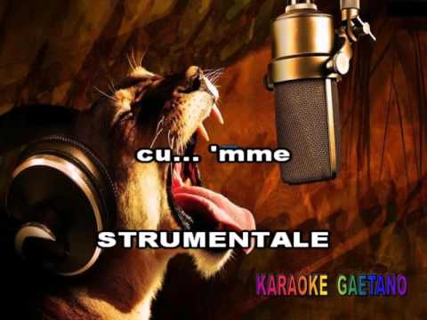 Domenico Modugno Resta cu 'mme Remix Karaoke