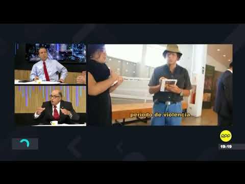 Congresista Donayre brinda detalles sobre su visita al LUM