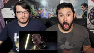 """STAR WARS: The Old Republic – Knights of the Fallen Empire – """"Sacrifice"""" Trailer REACTION!!!"""