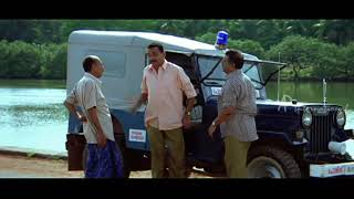 Balram Vs Tharadas Movie Scenes   An informer appointed to watch Rizabawa   Kunchan   Augustine