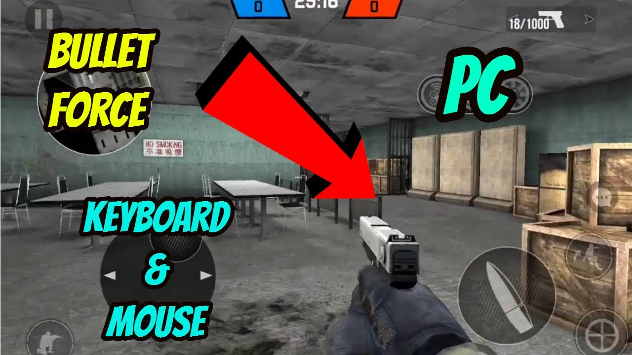 How To Download Bullet Force On Computermac Pc Youtube