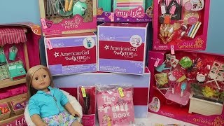 American Girl Yeni Bebeğimizle Çarkıfelek Kombin Challenge Bebek Eşyaları Bidünya Oyuncak