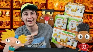 Full Case of 90s Nickelodeon Mystery Minis | Best Boxes Possible!
