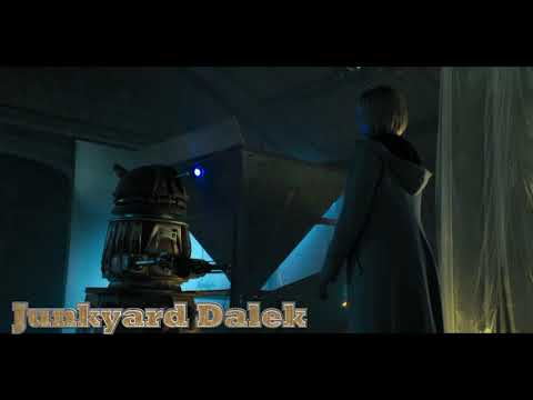 Doctor Who Unreleased Music - Resolution  - Junkyard Dalek