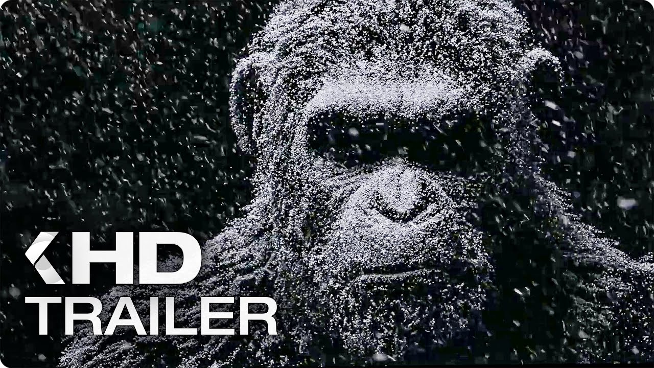 Download WAR FOR THE PLANET OF THE APES Trailer Teaser (2017)