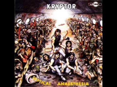 Kryptor - Septical Anaesthesia [Full Album] 1990