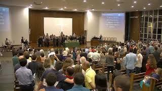 Culto da Passagem 2019-2020 - Rev. Obedes Jr.