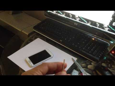 How to pull out broken earphone jack any smartphone