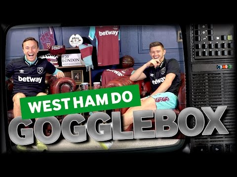 West Ham do Gogglebox - Players, legends and fans watch back memorable moments from the season