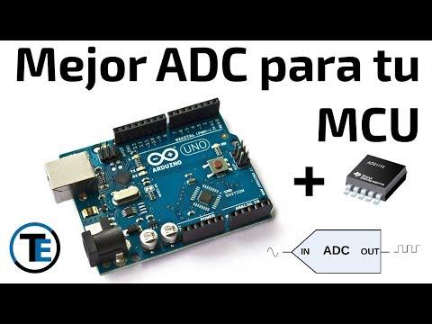 Mejora Tu Arduino Con Este Conversor Analógico Digital! ADS1115