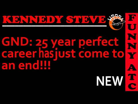 FUNNY ATC: 25 year perfect career has just come to an end!!!