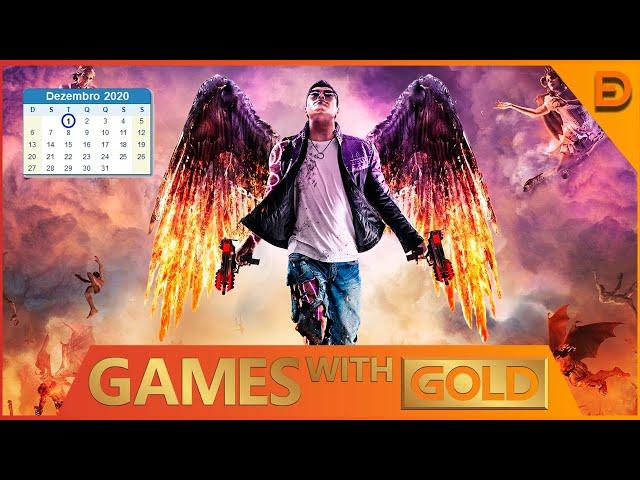 GAMES WITH GOLD — OS ÚLTIMOS DE 2020 E O FUTURO DO SERVIÇO!