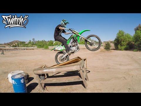 Twitch | Backyard Moto