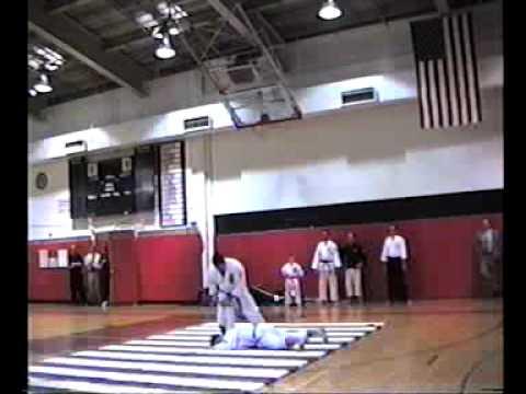 Isshinryu Self-Defense Demo 2000