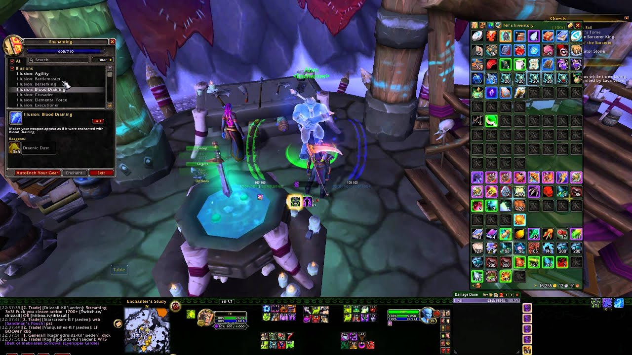 Enchanter's Study - Wowpedia - Your wiki guide to the ...