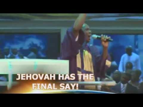 Faith Tabernacle Choir-Jehovah Has Final Say