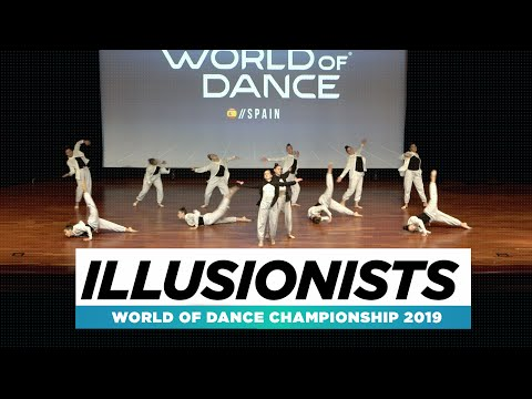 ILLUSIONISTS | TEAM | World of Dance Spain 2019 | #SPAIN