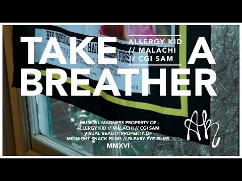 TAKE A BREATHER | Allergy Kid // Malachi // CGI Sam