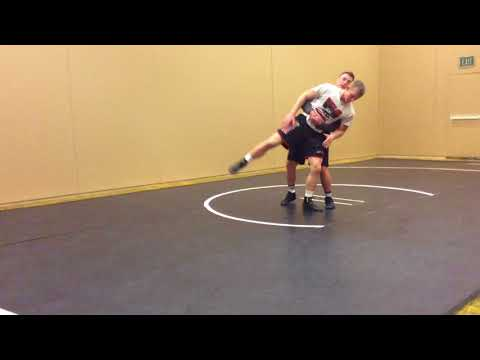Mat return pop and pull down